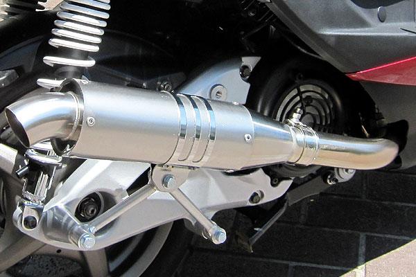 【Racing Shop Yokota】RSY Special 不銹鋼全段排氣管:Cygnus X(SE12J)用 - 「Webike-摩托百貨」