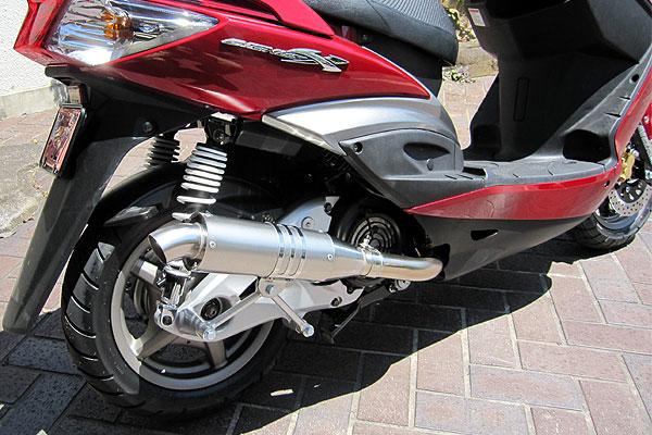 【Racing Shop Yokota】RSY Special 鈦合金全段排氣管:Cygnus X FI(台灣5期)用 - 「Webike-摩托百貨」