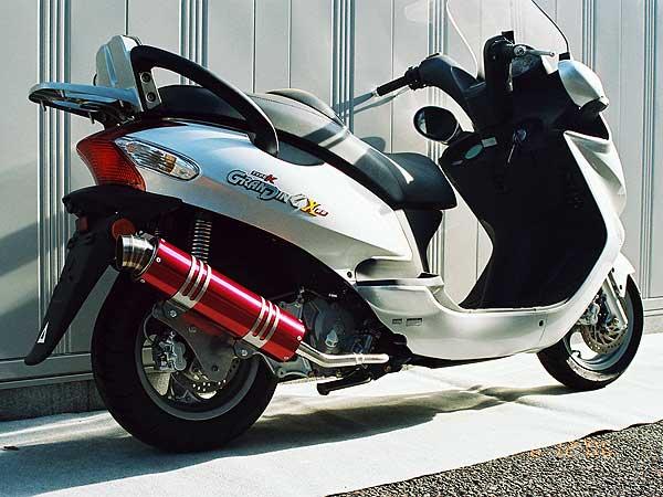 【Racing Shop Yokota】RSY Wild Bomb 全段排氣管:Kymco Grand Dink 125用 - 「Webike-摩托百貨」