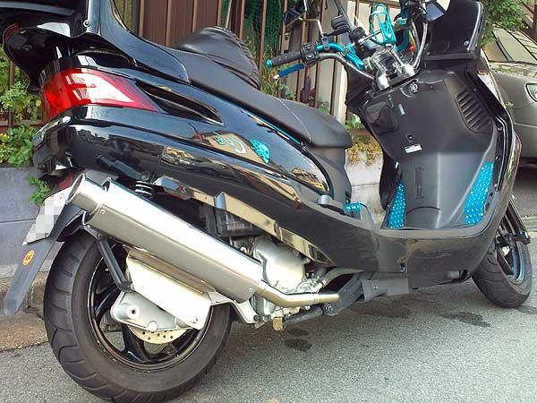 【Racing Shop Yokota】RSY Big Horn 不銹鋼全段排氣管:SYM RV125 EFI 用 - 「Webike-摩托百貨」