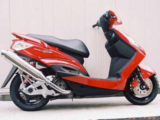 【Racing Shop Yokota】RSY Excellent 不銹鋼全段排氣管:SYM RV125 i(LF12W)用  - 「Webike-摩托百貨」