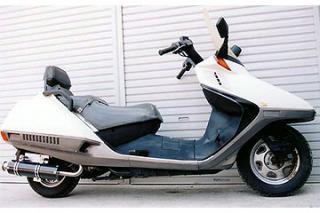 【Racing Shop Yokota】RSY Big Horn 黑色碳纖維全段排氣管:FUSION (MF02)・Lowdown用 - 「Webike-摩托百貨」
