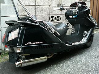 【Racing Shop Yokota】RSY Little Bomb 不銹鋼全段排氣管:FUSION (MF02)・Lowdown用 - 「Webike-摩托百貨」