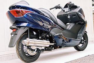 【Racing Shop Yokota】RSY Little Bomb 不銹鋼全段排氣管:FORZA (MF08)用 - 「Webike-摩托百貨」