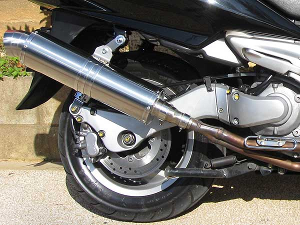 【Racing Shop Yokota】RSY Big Horn 不銹鋼全段排氣管:Silver Wing 400(NF01・無排氣閥)用 - 「Webike-摩托百貨」