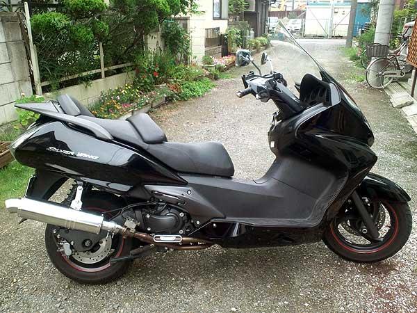 【Racing Shop Yokota】RSY Little Bomb 不銹鋼全段排氣管:Silver Wing 400 (NF01・有排氣閥)用 - 「Webike-摩托百貨」