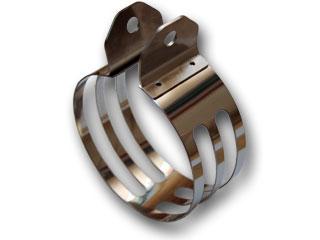 【Racing Shop Yokota】RSY Big Horn 用 消音器束環 - 「Webike-摩托百貨」