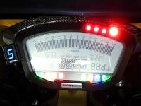【HEALTECH ELECTRONICS】GIpro-X D01 檔位顯示器白色限定款 - 「Webike-摩托百貨」
