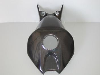 【Dogfish】碳纖維油箱護蓋 - 「Webike-摩托百貨」