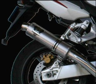 【Dogfish】HARD SOLID TITAN 90 排氣管尾段 - 「Webike-摩托百貨」