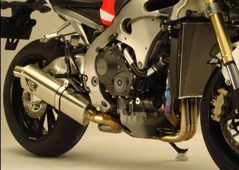 【Dogfish】全段排氣管 Semi Racing  SOLID - 「Webike-摩托百貨」
