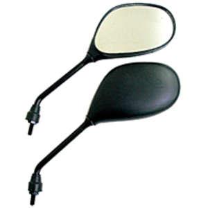 Oval Mirror for HONDA SUZUKI MIRAX