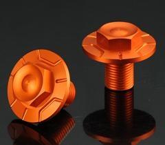 【VORGUE】三角台軸心螺帽 Type A - 「Webike-摩托百貨」