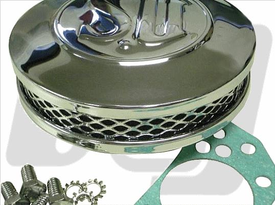 【GUTS CHROME】空氣濾清器 SU化油器用 薄型 - 「Webike-摩托百貨」