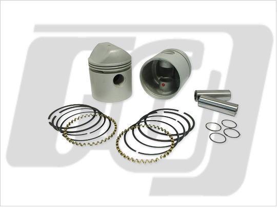 【GUTS CHROME】V-TWIN XL900cc用 活塞套件 .010 - 「Webike-摩托百貨」