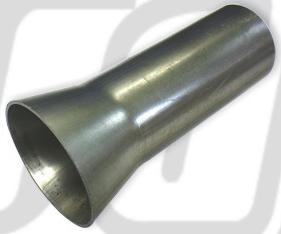 【GUTS CHROME】製作用排氣管尾蓋 (Taper Type) - 「Webike-摩托百貨」