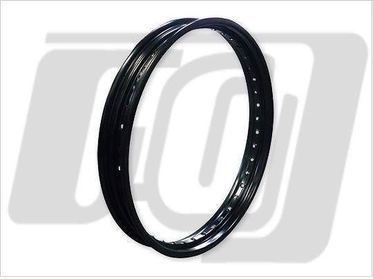 【GUTS CHROME】19x2.50 粉末塗裝 半光澤黑色輪框 - 「Webike-摩托百貨」