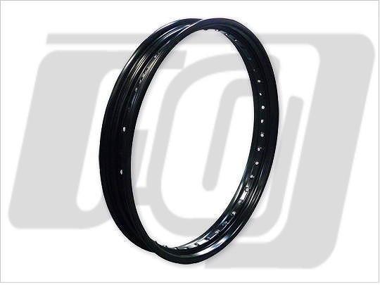 【GUTS CHROME】21x2.15 粉末塗裝 半光澤黑色輪框 - 「Webike-摩托百貨」