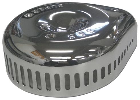 【GUTS CHROME】S&S空氣濾清器外蓋 (Desperado) - 「Webike-摩托百貨」