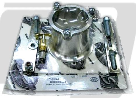 【GUTS CHROME】S&S E、G化油器用 喇叭口組 2.5吋 - 「Webike-摩托百貨」