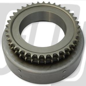 【GUTS CHROME】複刻版離合器外殼 (無環齒輪) - 「Webike-摩托百貨」