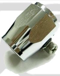 【GUTS CHROME】軟管固定夾 5/16用 - 「Webike-摩托百貨」