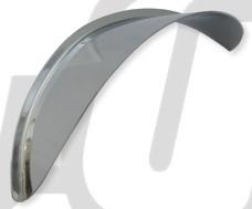 【GUTS CHROME】4.5吋用 頭燈燈眉 - 「Webike-摩托百貨」