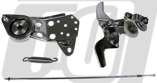 【GUTS CHROME】Rocker 離合器套件 - 「Webike-摩托百貨」