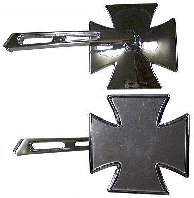 【GUTS CHROME】Cross後視鏡  Type2 - 「Webike-摩托百貨」