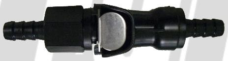 【GUTS CHROME】One-Touch 油管快拆接頭 1/4吋 - 「Webike-摩托百貨」