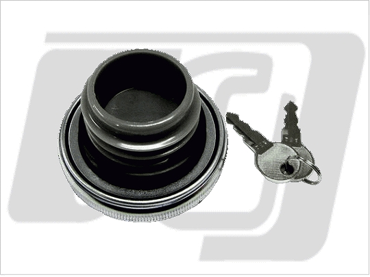 【GUTS CHROME】附鎖螺牙式油箱蓋 (左側 不通風) - 「Webike-摩托百貨」