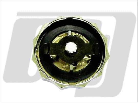 【GUTS CHROME】Scallop 油箱蓋 通氣(右) - 「Webike-摩托百貨」