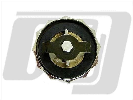 【GUTS CHROME】Scallop 油箱蓋 無通氣(左) - 「Webike-摩托百貨」