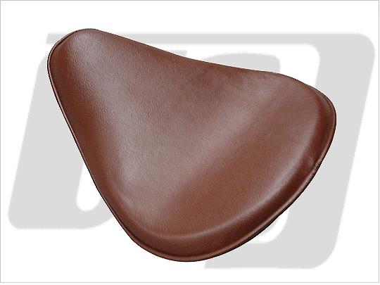 【GUTS CHROME】單座坐墊 (棕色) - 「Webike-摩托百貨」