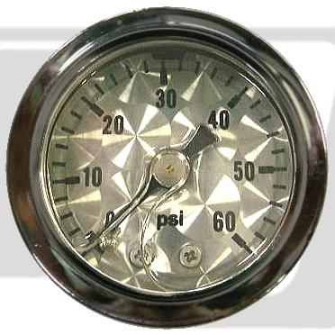 【GUTS CHROME】機油壓力錶 - 「Webike-摩托百貨」