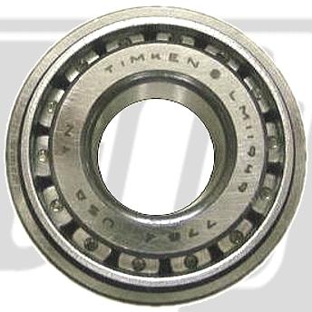 【GUTS CHROME】輪框軸承&軸承外框 - 「Webike-摩托百貨」