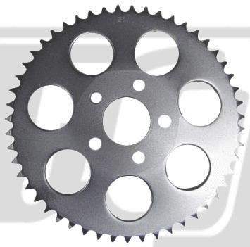 【GUTS CHROME】後齒盤 51T - 「Webike-摩托百貨」
