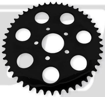 【GUTS CHROME】後齒盤 47T - 「Webike-摩托百貨」