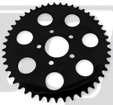 【GUTS CHROME】後齒盤 48T - 「Webike-摩托百貨」