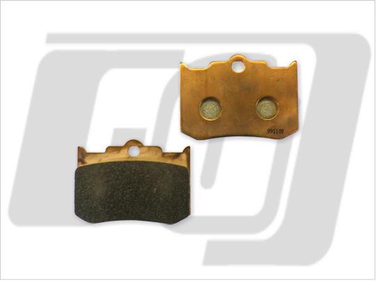 【GUTS CHROME】PM137X4用 煞車來令片  (Sintered) - 「Webike-摩托百貨」