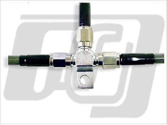 【GUTS CHROME】通用型煞車油管三通  - 「Webike-摩托百貨」