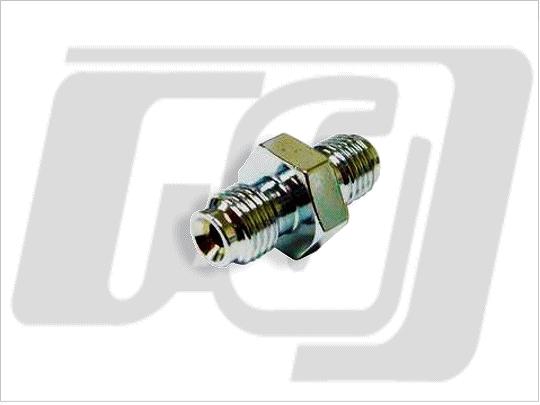 【GUTS CHROME】軟管接頭 AN3-3/8-24 (電鍍) - 「Webike-摩托百貨」