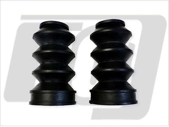 【GUTS CHROME】39mm 複刻版前叉防塵套組 - 「Webike-摩托百貨」
