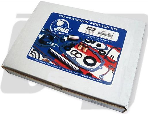 【GUTS CHROME】JIMS 變速箱修包套件 - 「Webike-摩托百貨」