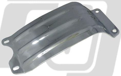 【GUTS CHROME】PAUGHCO製 Rib Skid 引擎護板 - 「Webike-摩托百貨」