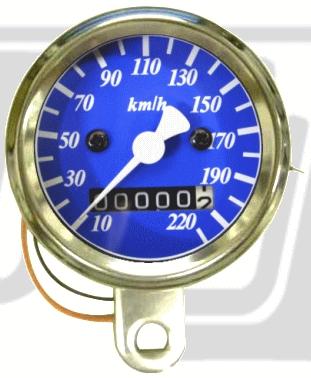 【GUTS CHROME】速度錶 - 「Webike-摩托百貨」