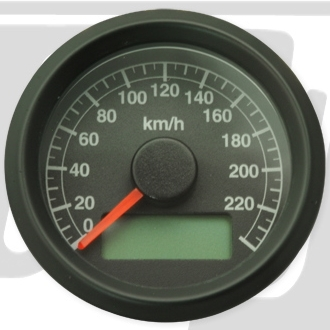 【GUTS CHROME】電子式可調式速度錶 - 「Webike-摩托百貨」