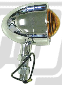 【GUTS CHROME】Barrett 方向燈琥珀色組 - 「Webike-摩托百貨」