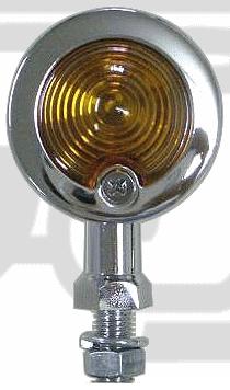 【GUTS CHROME】Small Barrett 方向燈組 - 「Webike-摩托百貨」