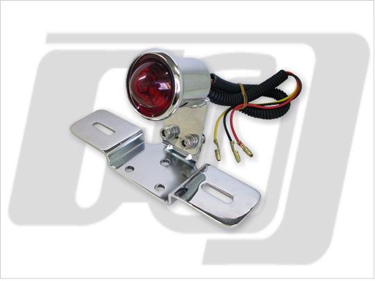 【GUTS CHROME】早期車型 尾燈 (電鍍) - 「Webike-摩托百貨」